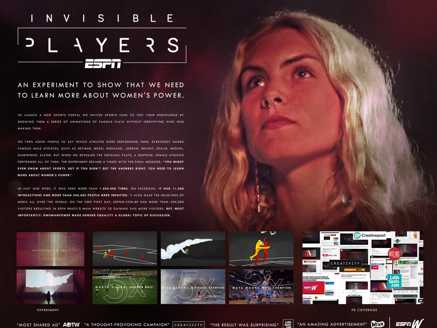 ESPN W - Invisible Players Thumbnail