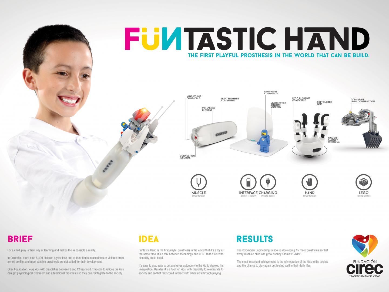Funtastic Hand Thumbnail