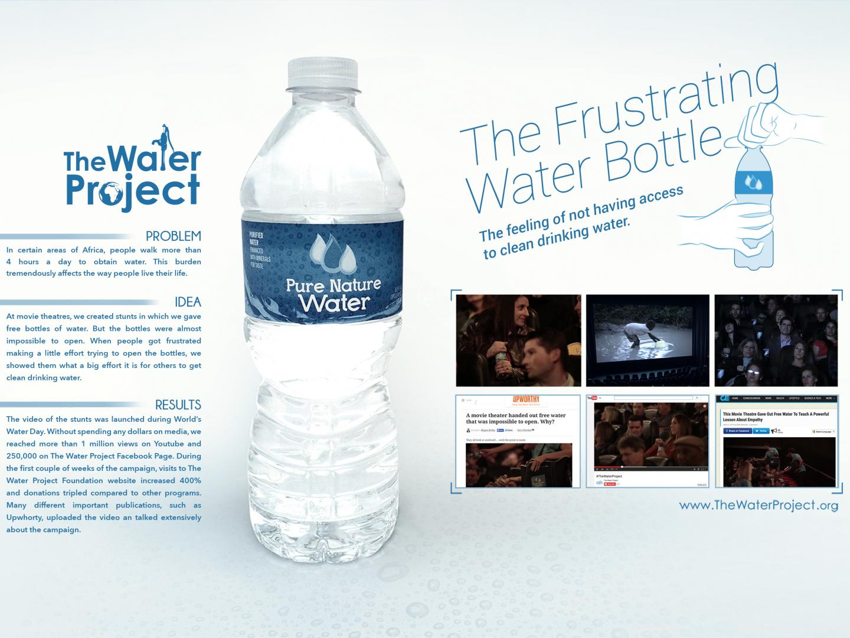 #thewaterproject Thumbnail