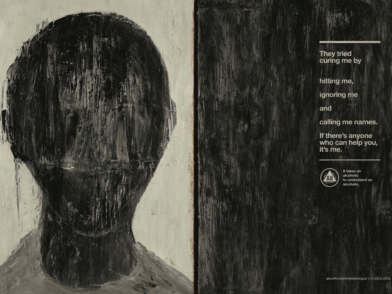 Black Face Thumbnail