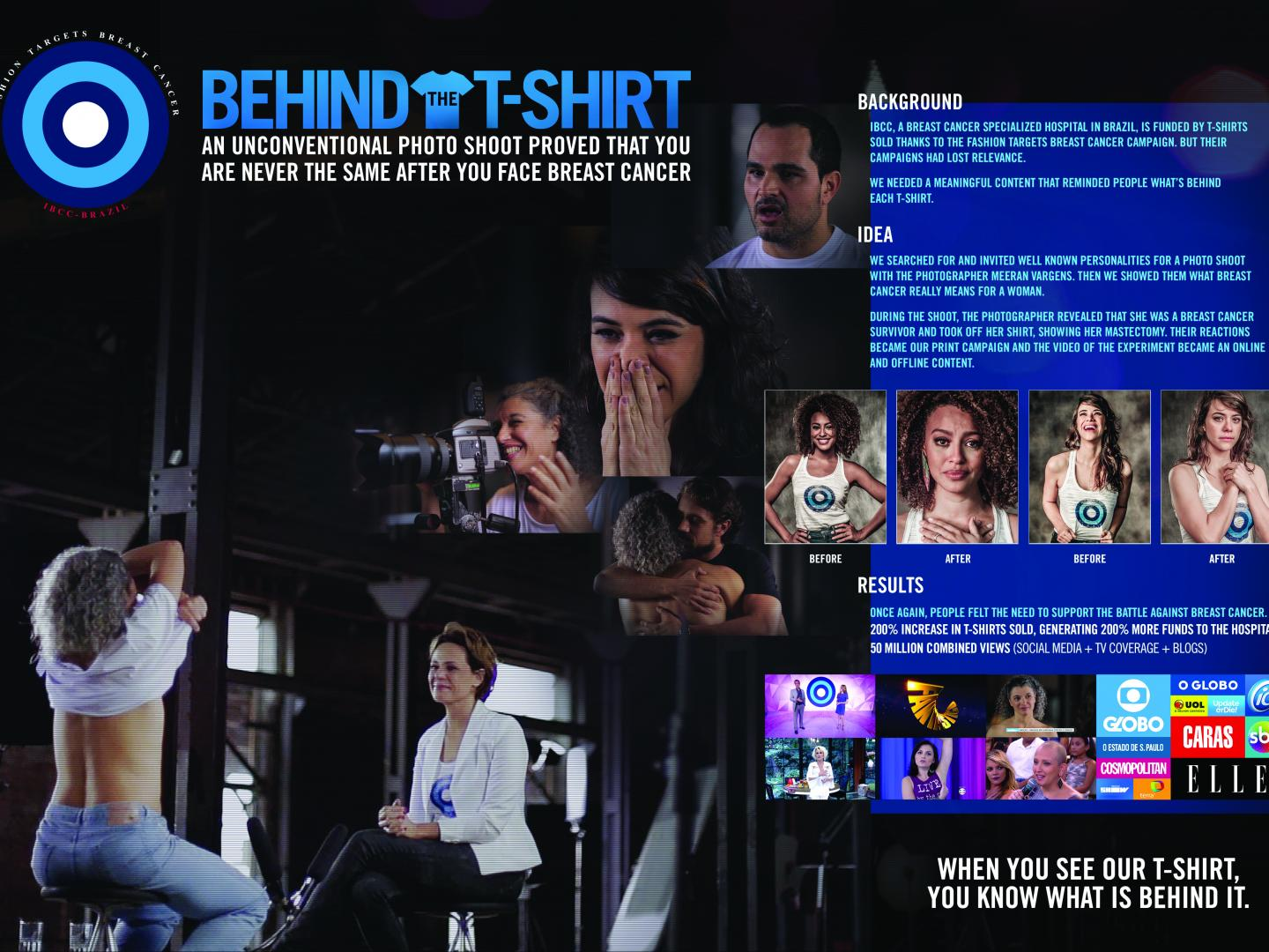 Behind the T-shirt Thumbnail
