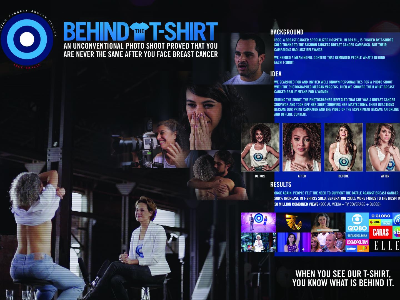 Behind the T-shirt Thumbnail