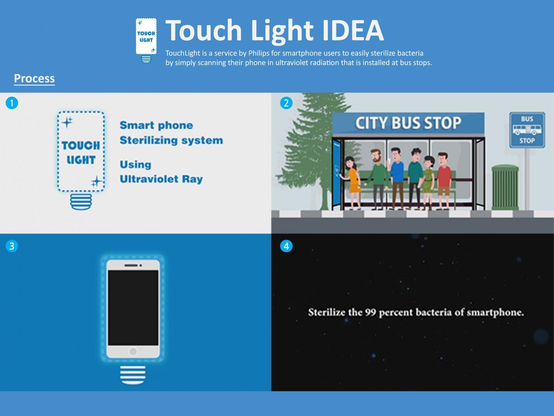 Touch Light Thumbnail