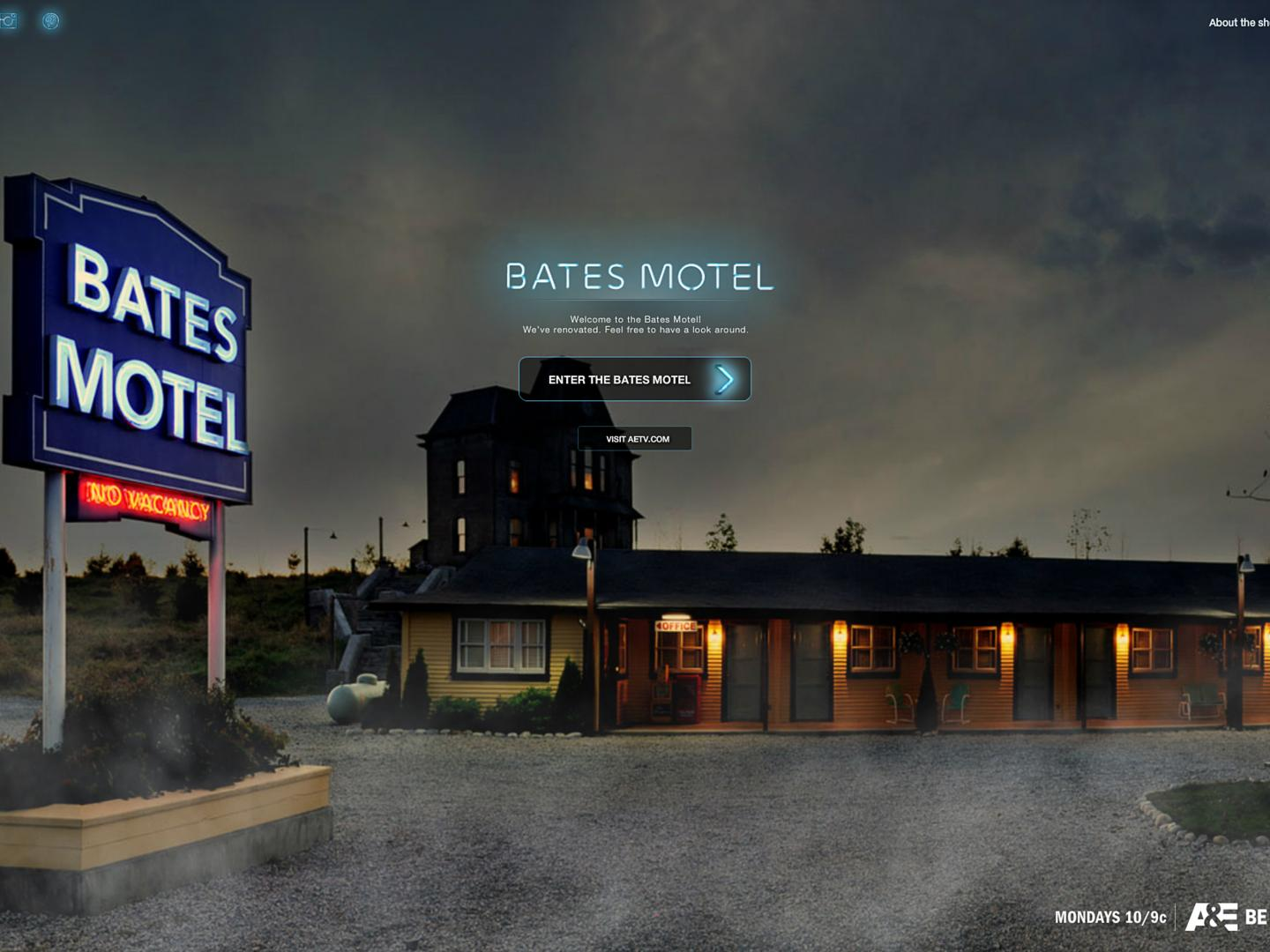 Bates Motel Season 2 Website Thumbnail