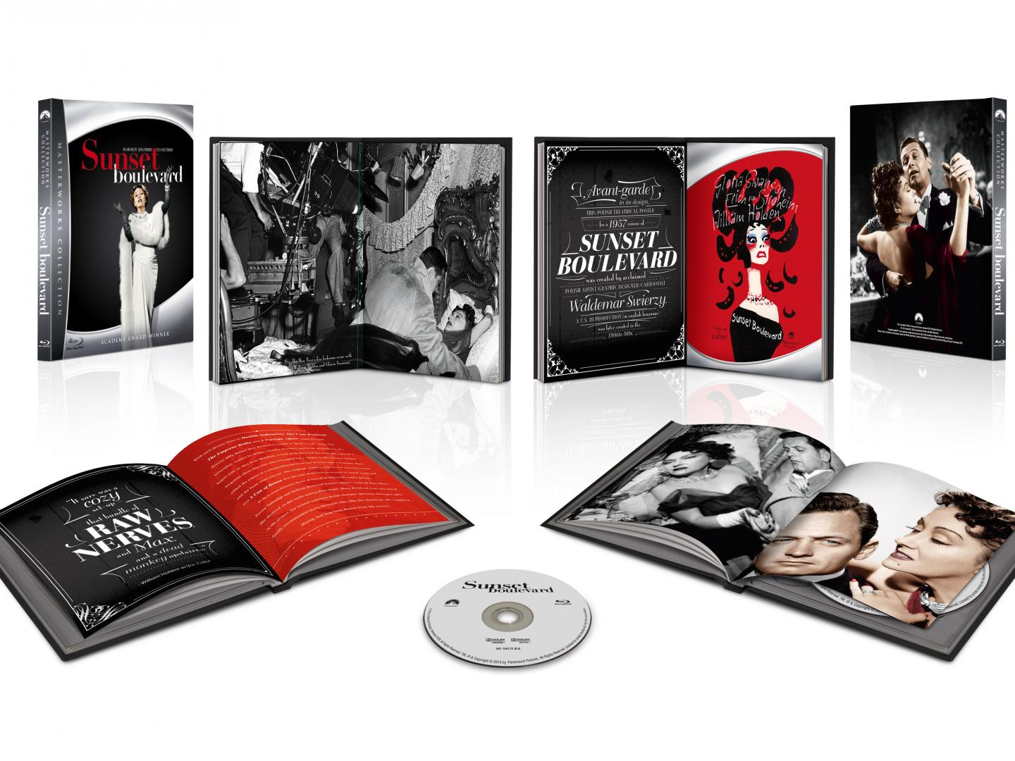 Masterworks Collection Blu-Ray Packaging Thumbnail