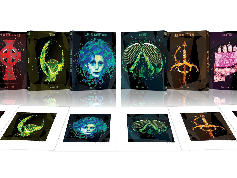 Blu-ray Packaging and Lithograph Prints Thumbnail