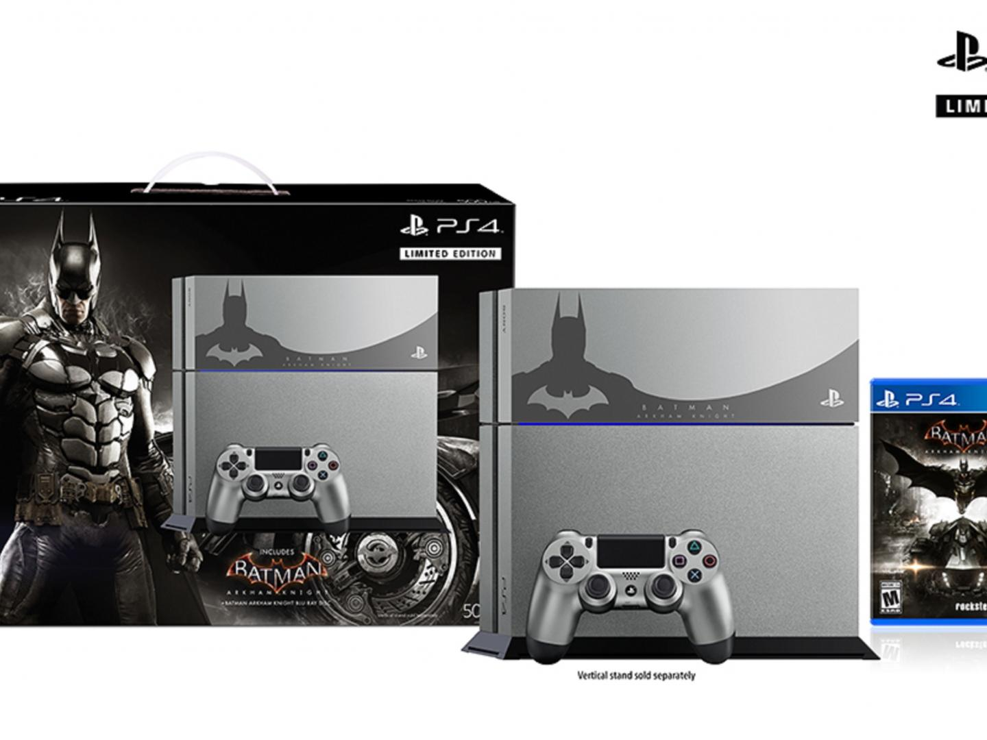 Batman: Arkham Knight Limited Edition Packaging Thumbnail