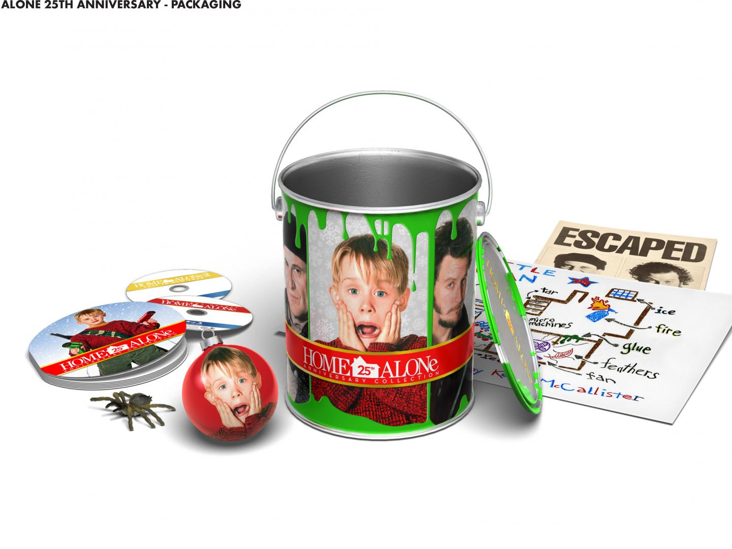 25th Anniversary Paint Can Specialty Packaging Thumbnail