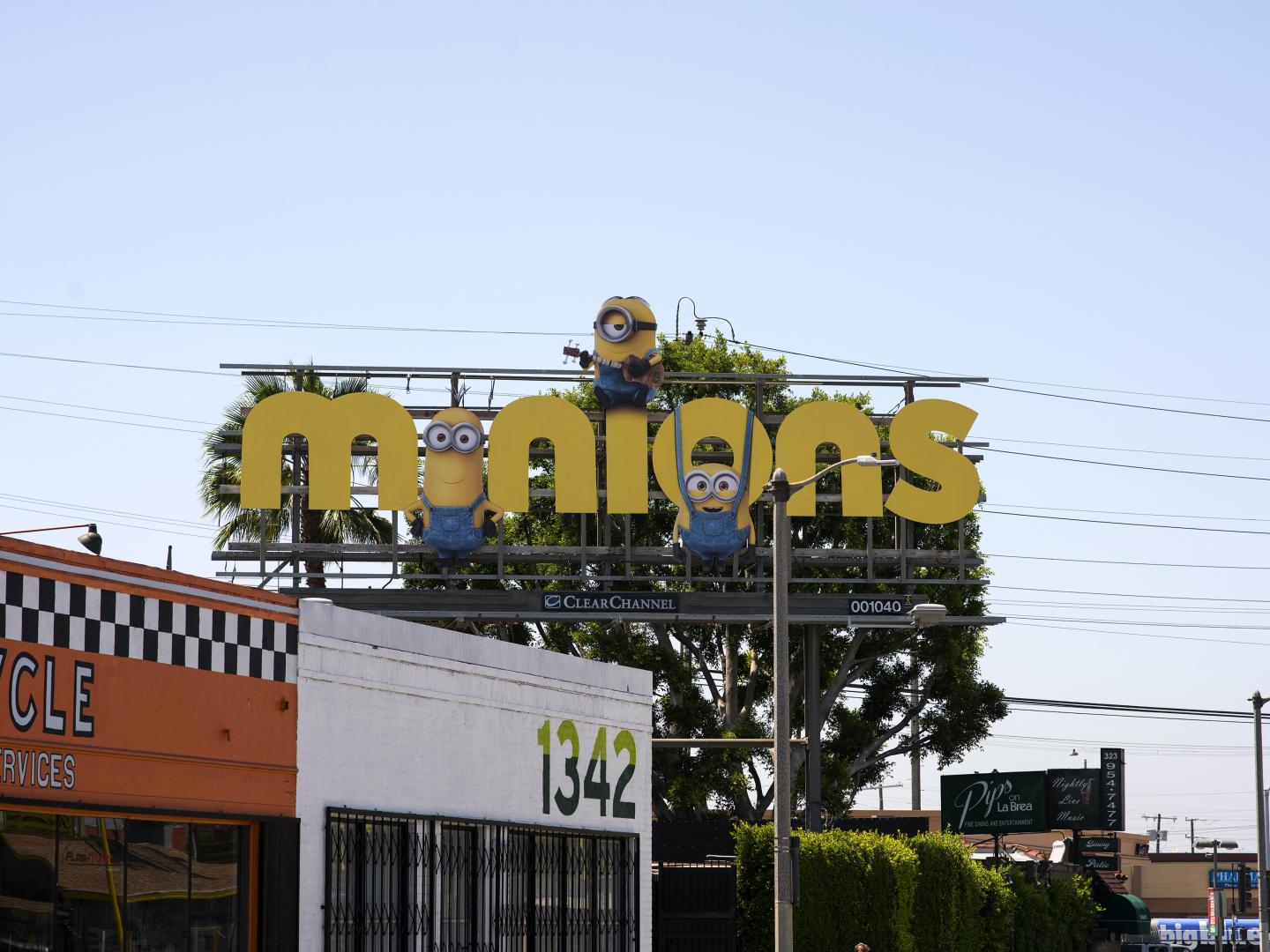 Image for Minions Outdoor Campaign