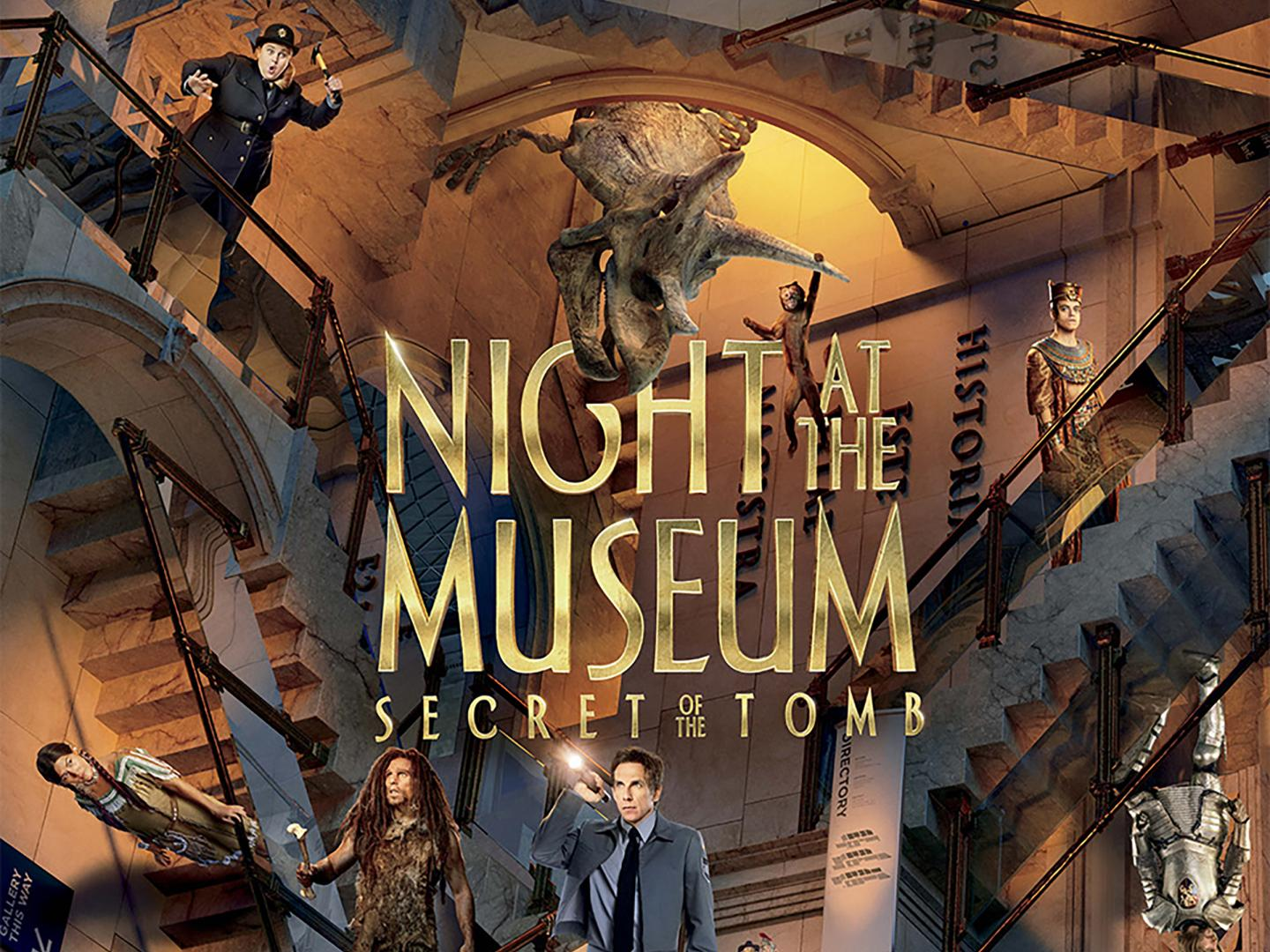 Night at the Museum 3 Thumbnail