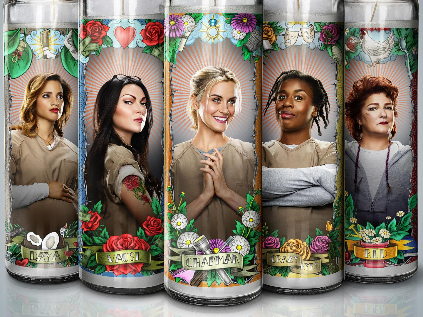 Image for ORANGE IS THE NEW BLACK S3