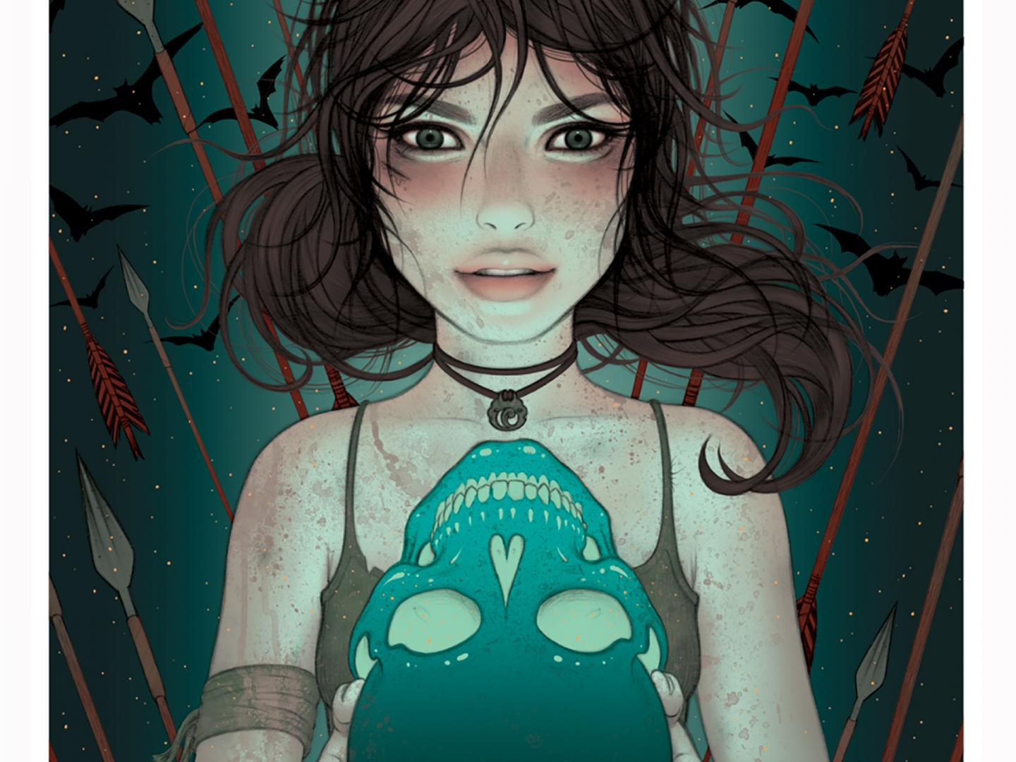 Lara's Journey by Tara McPherson Thumbnail