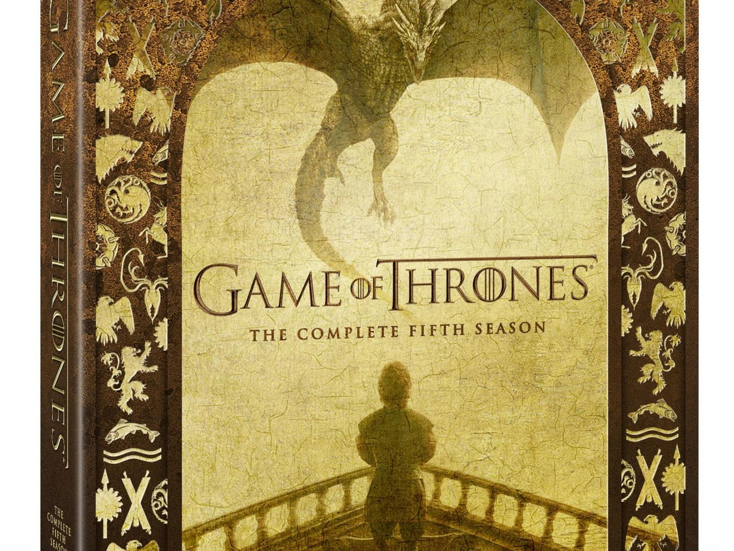 Game of Thrones - Histories and Lore Season 5 Thumbnail