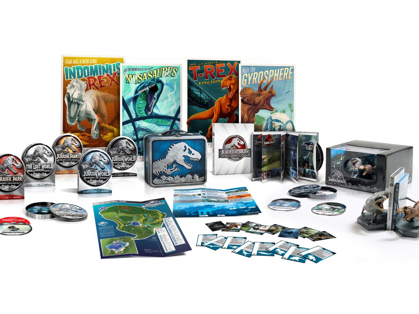 Jurassic World Home Entertainment Campaign Thumbnail