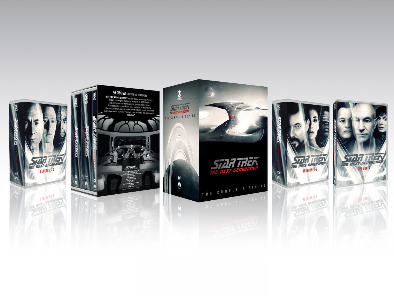 Star Trek The Next Generation : The Complete Series Thumbnail