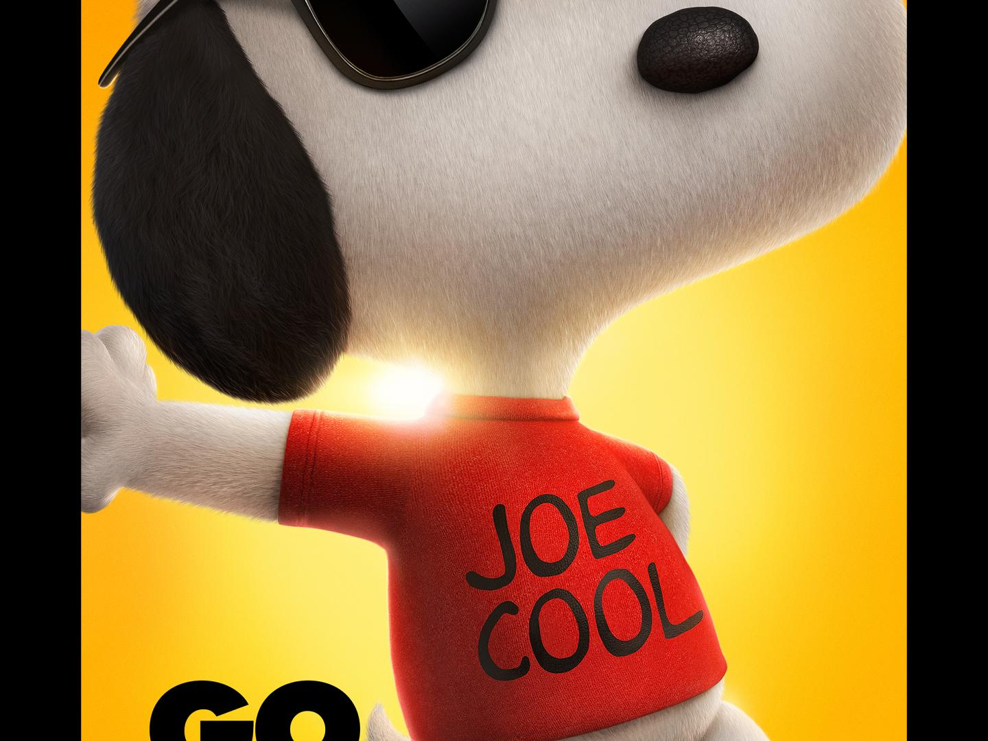 Go Nuts! Snoopy Bus Shelter Thumbnail