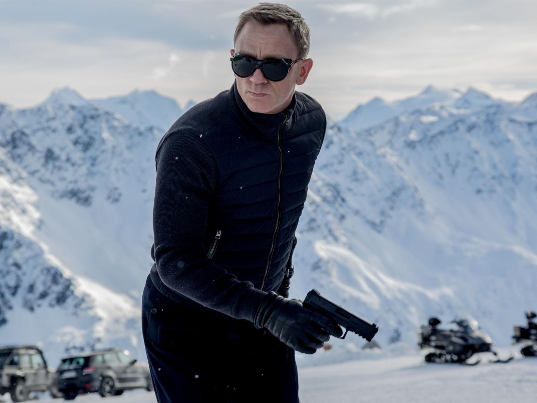 James Bond - Spectre - Snapchat Discover Channel Thumbnail