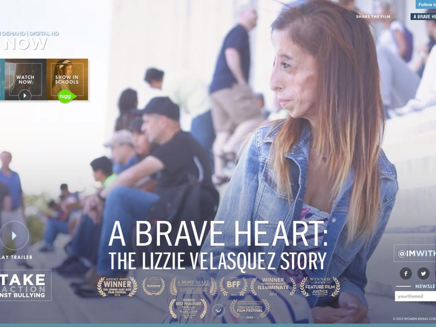I'm With Lizzie : Tumblr Social Initiative on Anti-Bullying Thumbnail