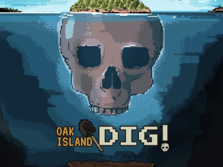 The Curse of Oak Island Season 3 : Oak Island Dig! Game Thumbnail