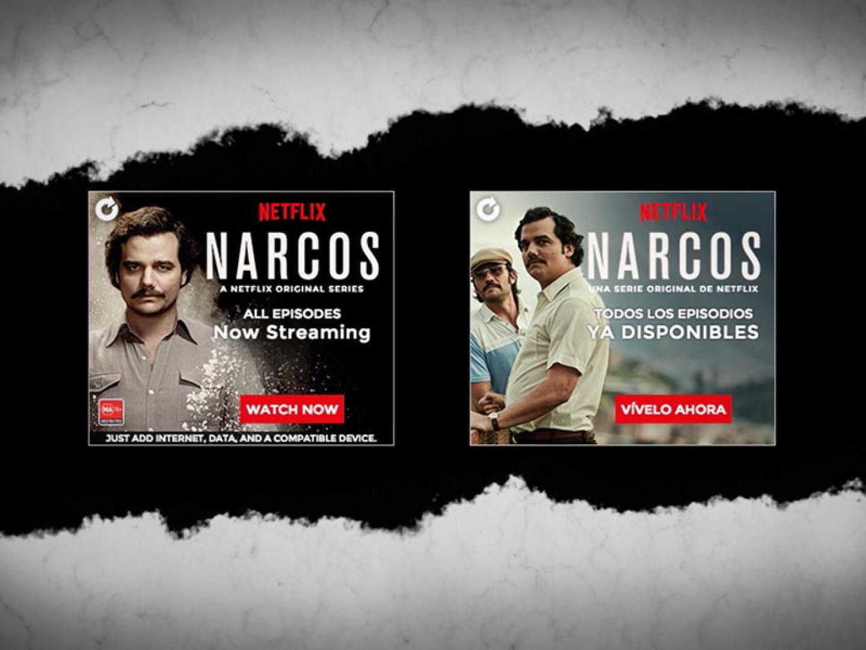 Narcos Season 1 Online Media Clios