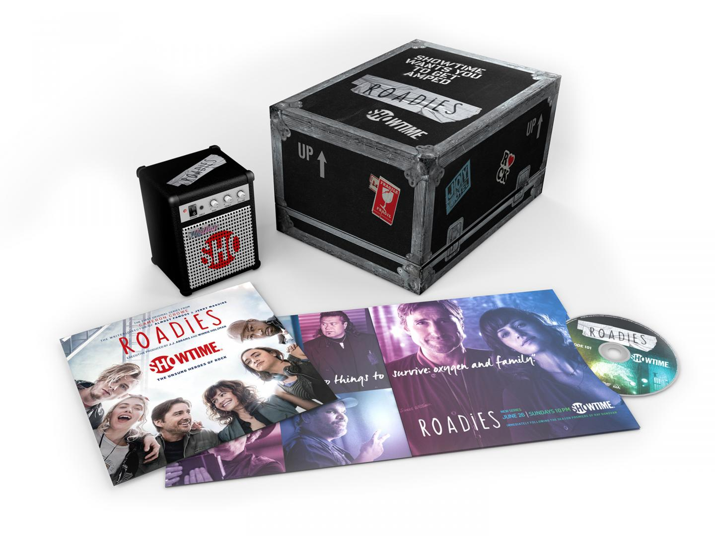 Roadies Mailer Case Thumbnail