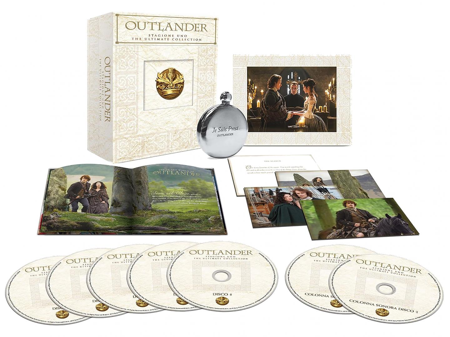 Outlander Season One: The Ultimate Collection Thumbnail