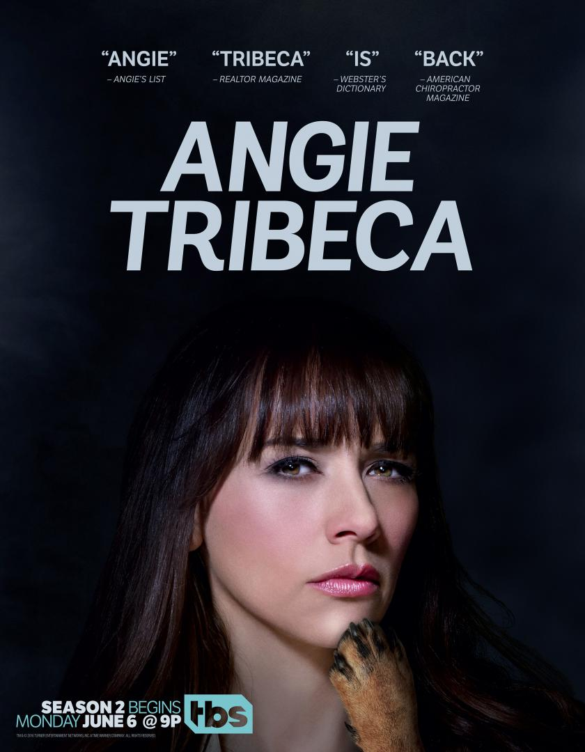 Angie Tribeca Season 2 One Sheet Thumbnail