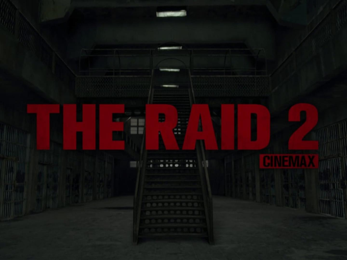The Raid 2 - Get Closer To Action on CINEMAX | Clios