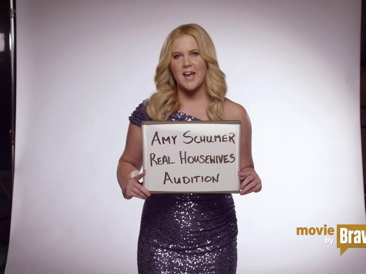 Amy Schumer's Real Housewives Audition Thumbnail