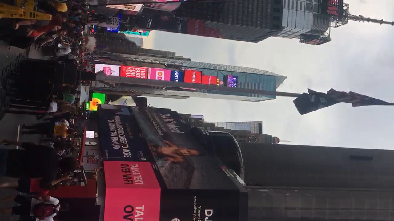 Thumbnail for Times Square