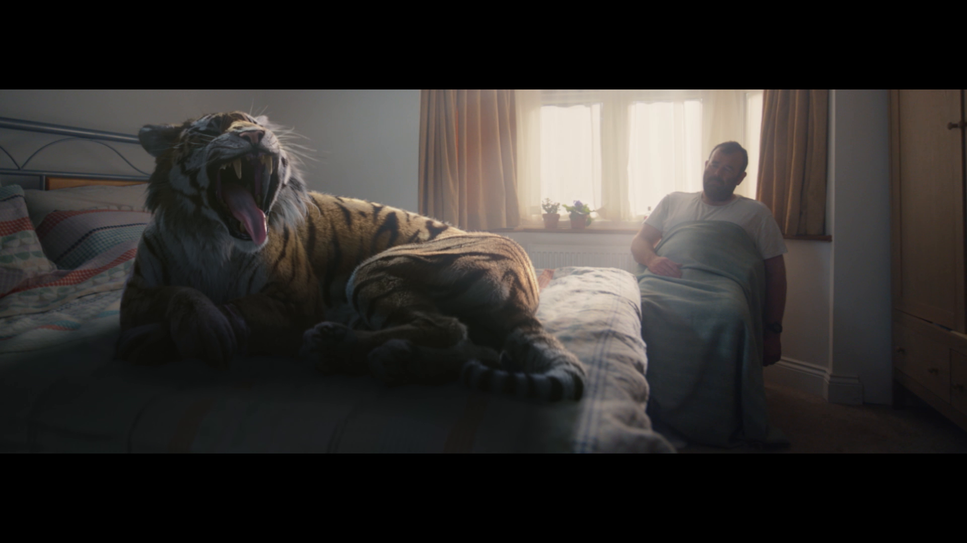 Thumbnail for A Tiger in Suburbia