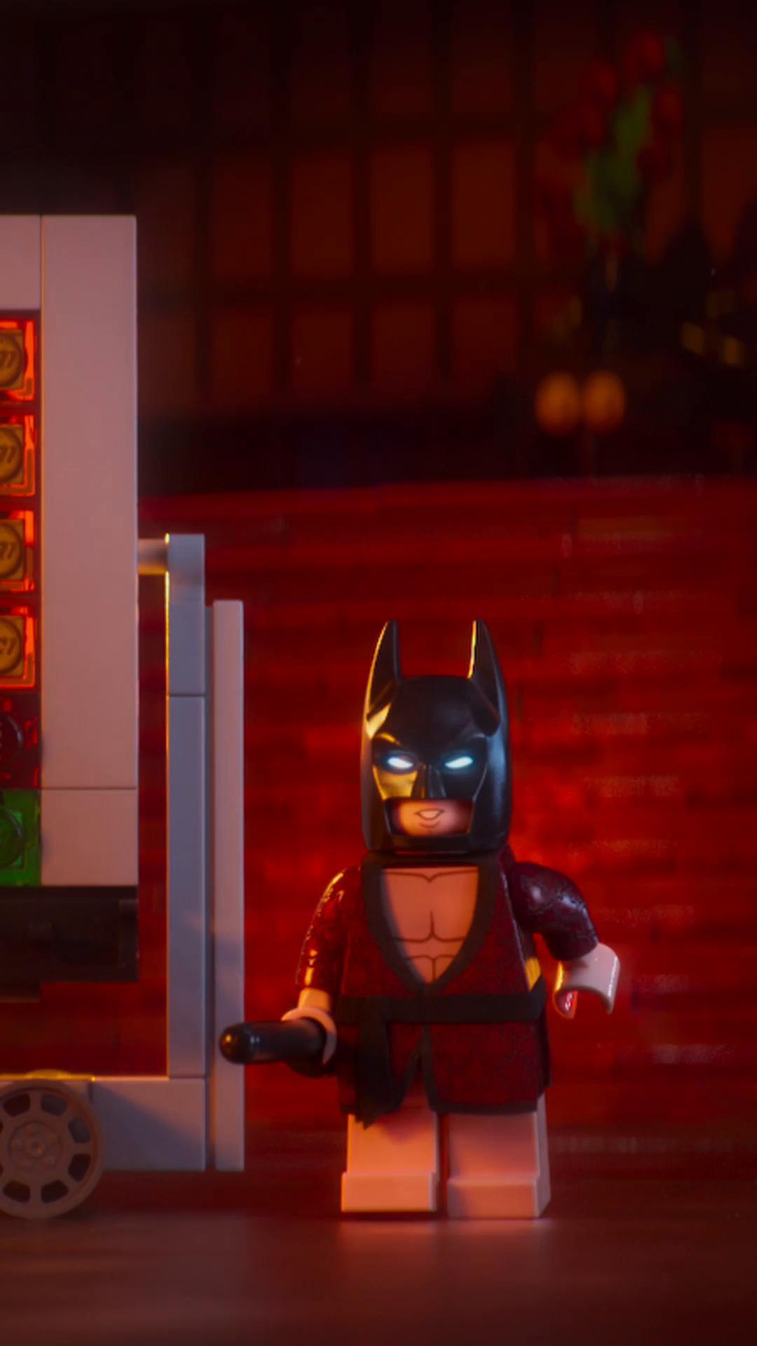 Thumbnail for The LEGO Batman Movie