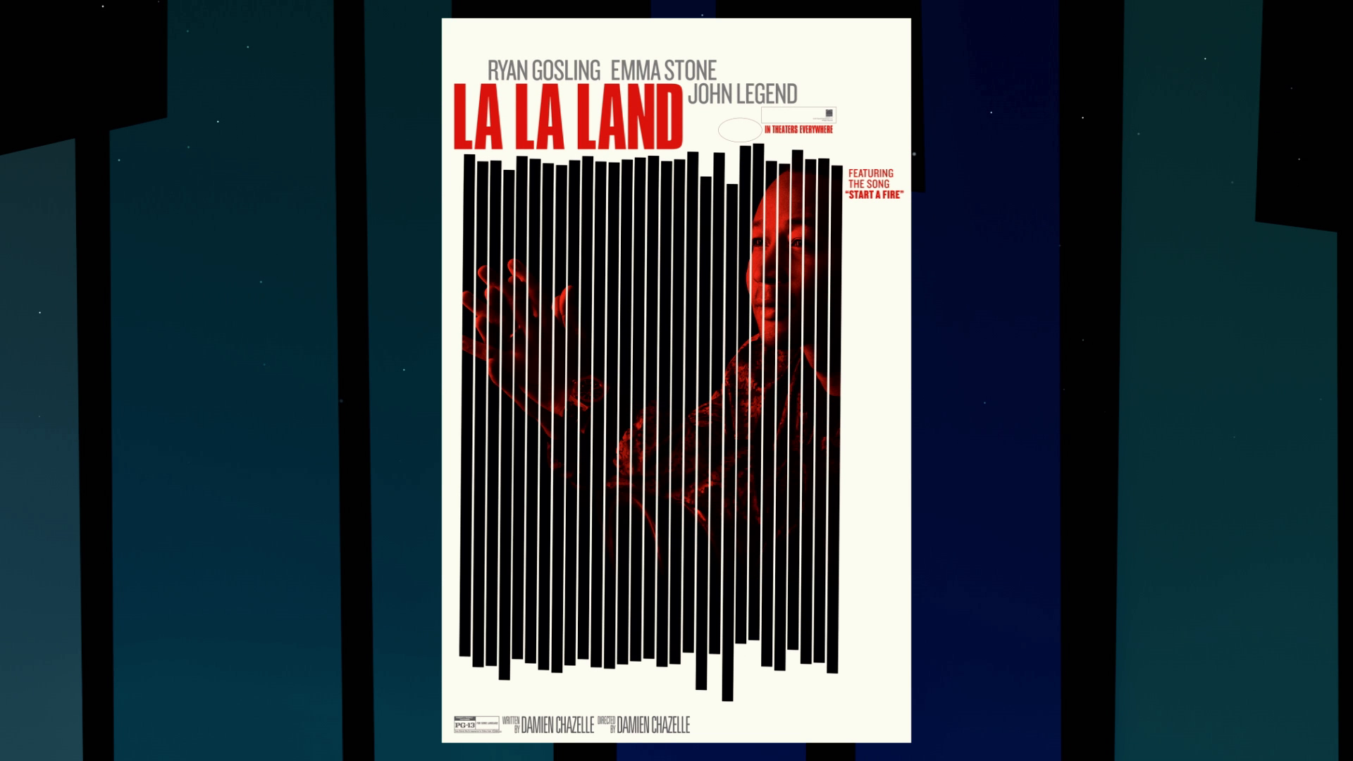 Thumbnail for La La Land Integrated Campaign