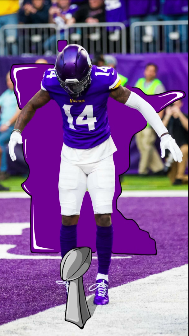 Thumbnail for Vikings Color Outside the Lines on Snapchat