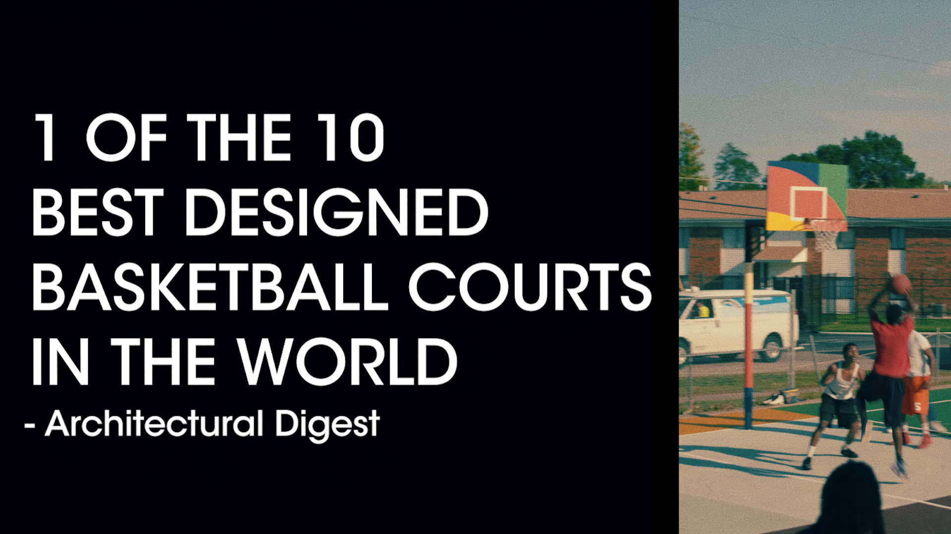 Thumbnail for Picking Up The Court