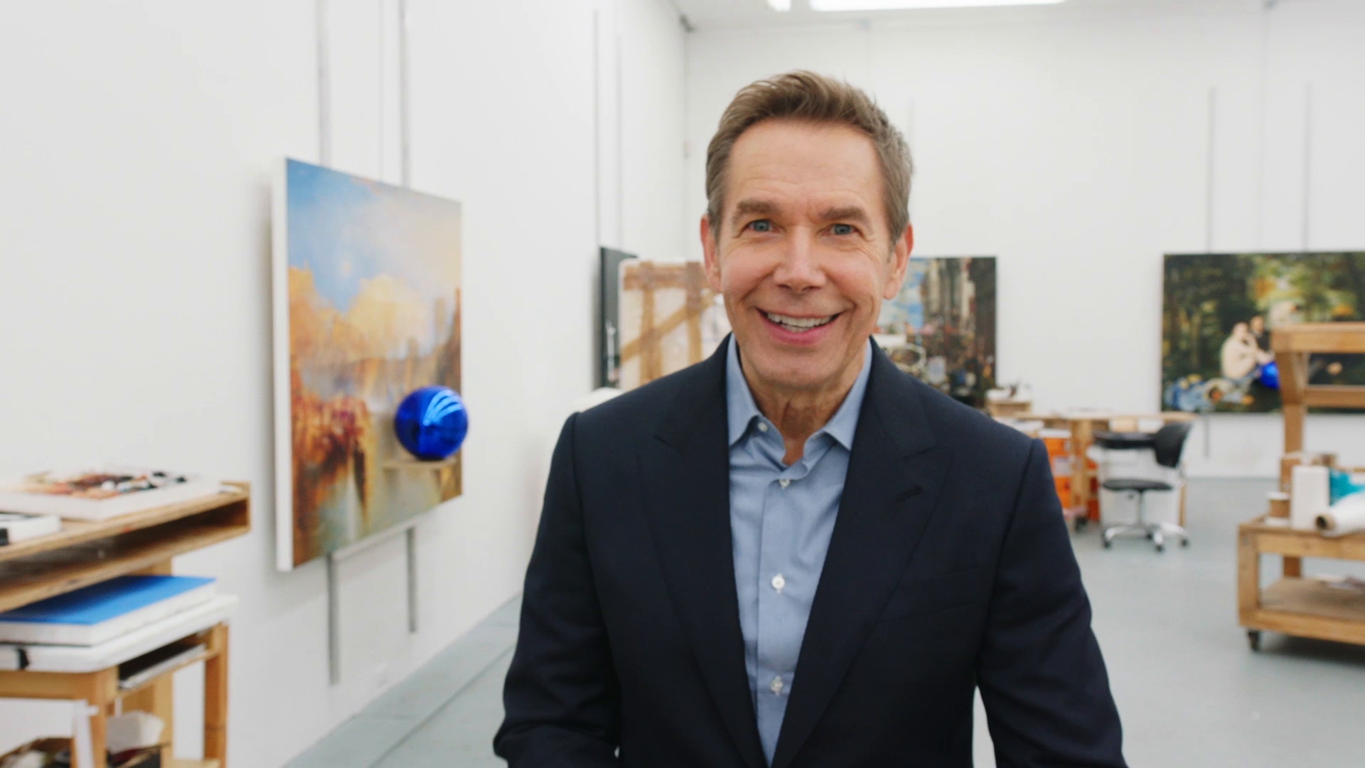 Thumbnail for Masters – A Collaboration with Jeff Koons