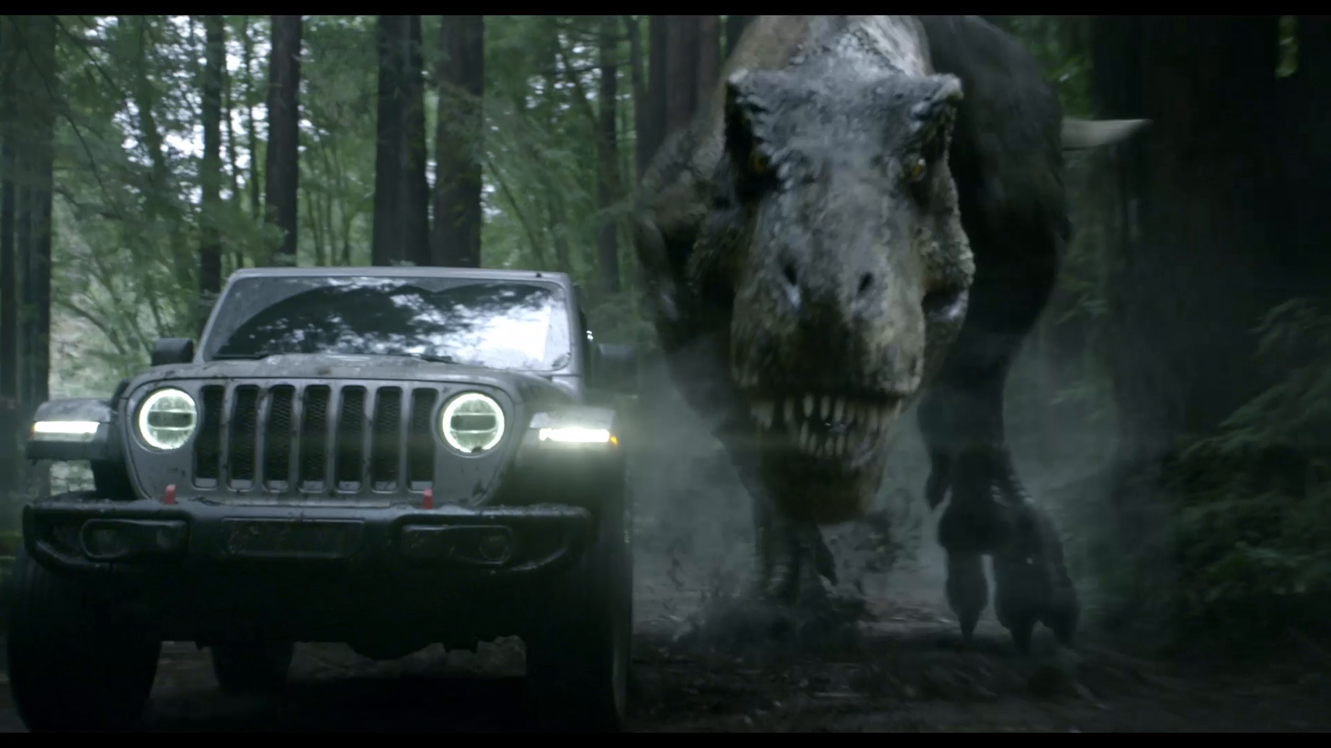 Thumbnail for Jeep Jurassic