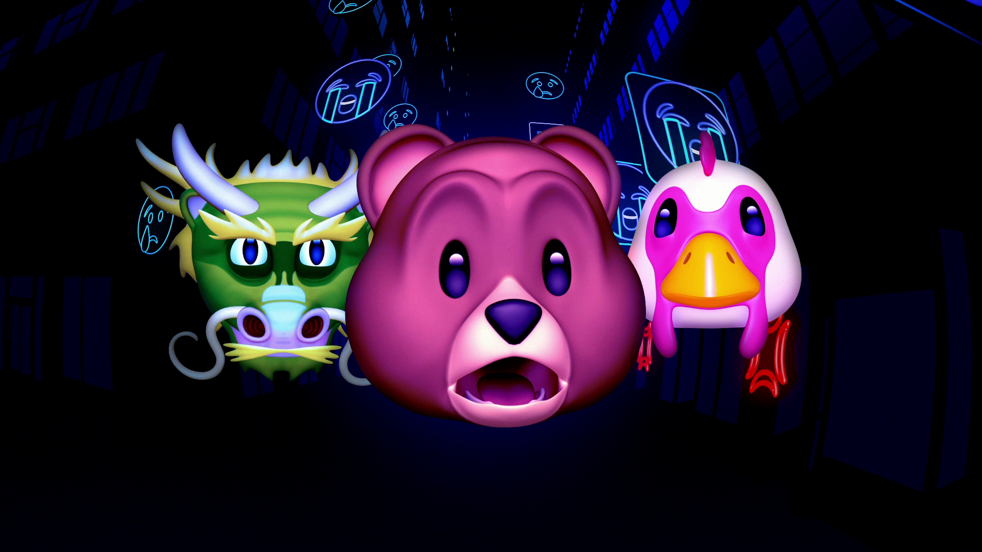 Thumbnail for Animoji - TV Campaign - Taxi Driver