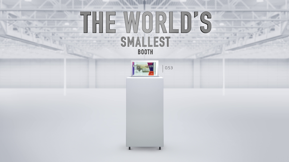 Thumbnail for The World's Smallest Booth