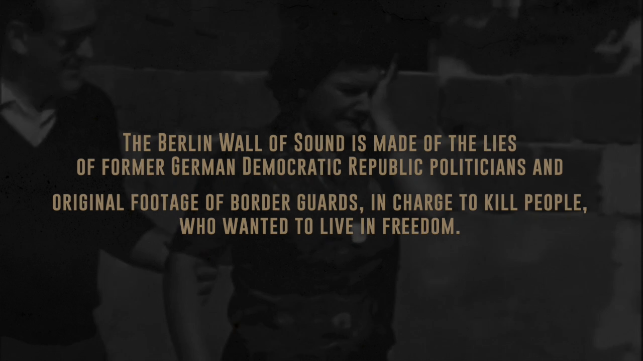 Thumbnail for The Berlin Wall of Sound