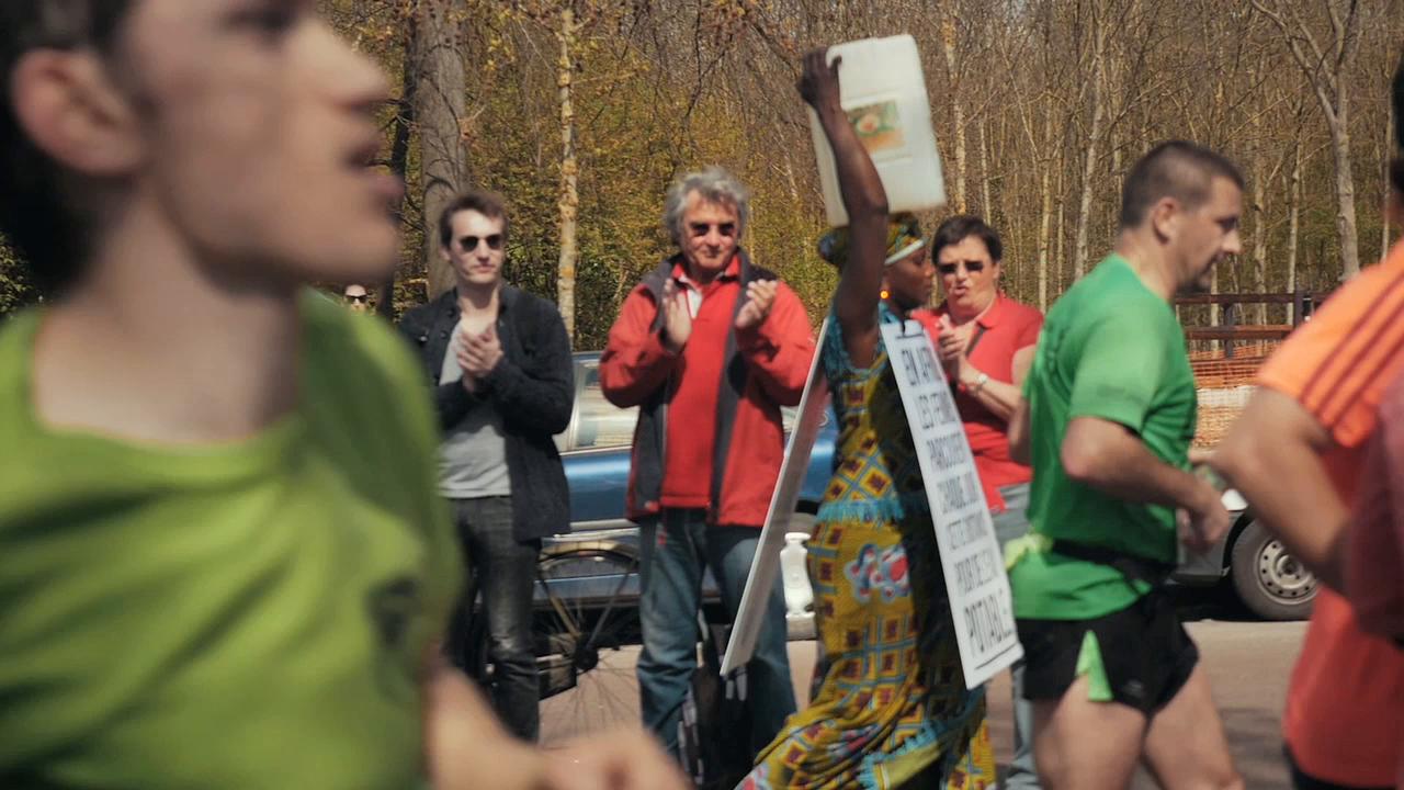 Thumbnail for The Marathon Walker