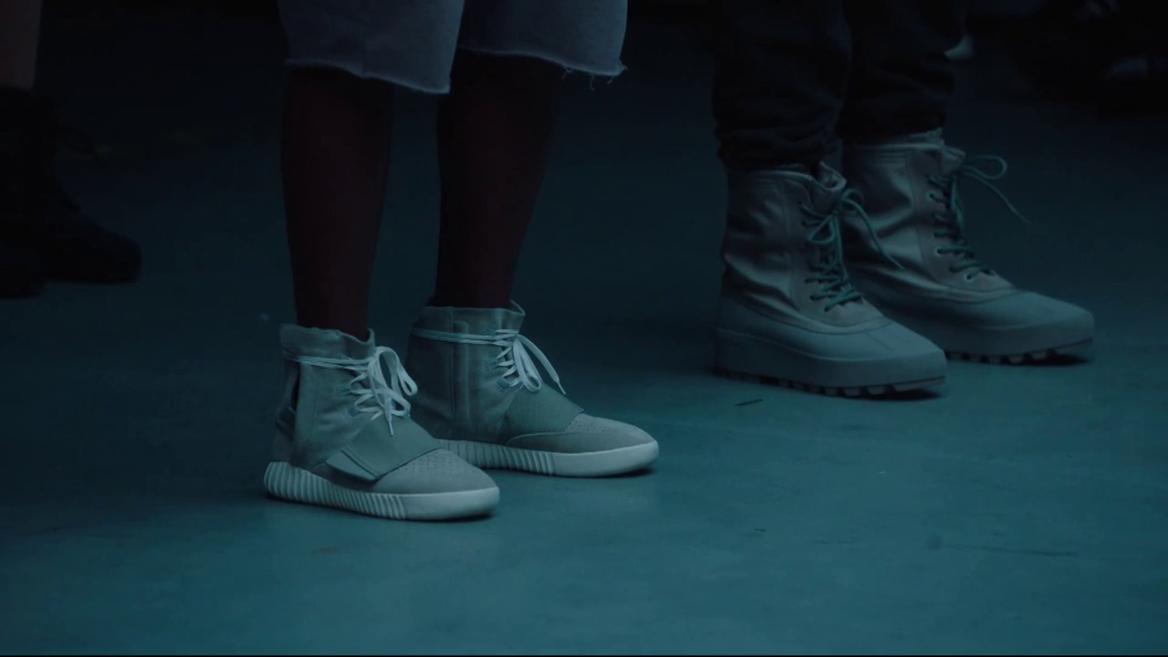 Thumbnail for Kanye West x adidas Livestream