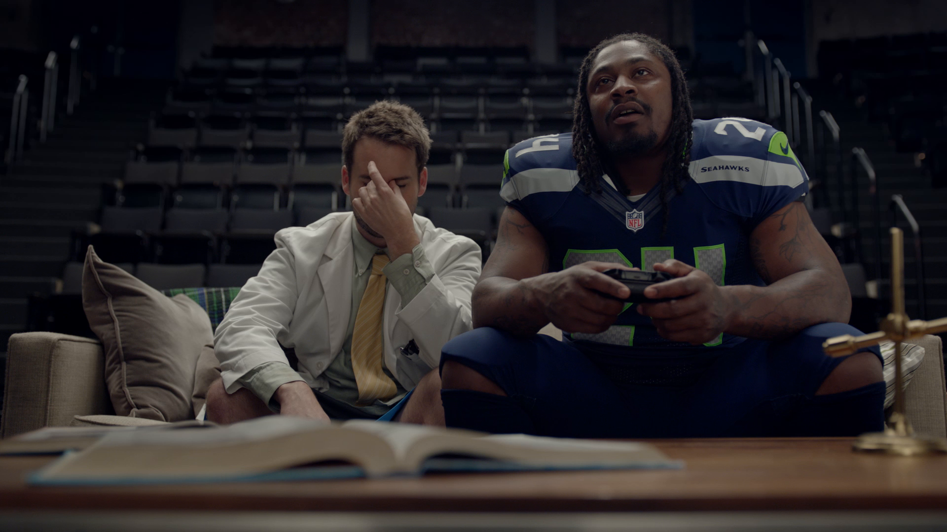Thumbnail for Detention with Marshawn Lynch