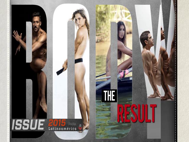 Thumbnail for Body Issue Latin America Presentado Por Gillette Body