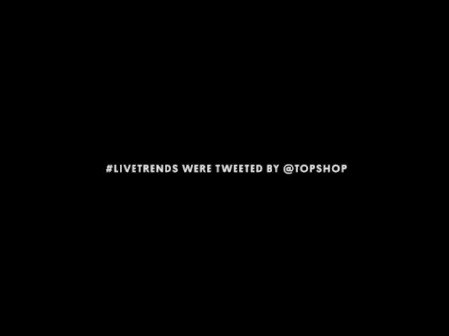 Thumbnail for #LIVETRENDS