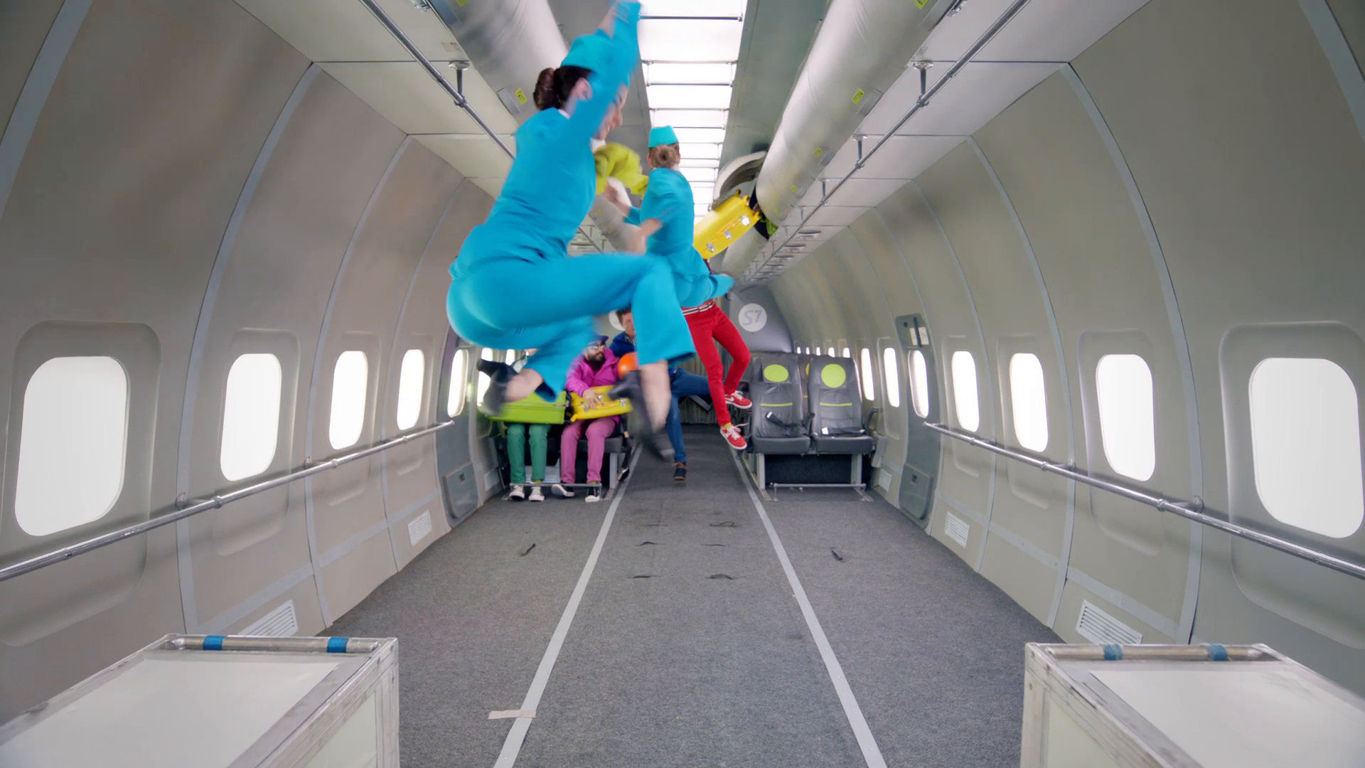 Thumbnail for OK GO — Upside Down & Inside Out #GravitysJustAHabit