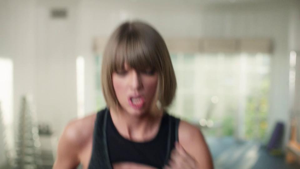 Thumbnail for Taylor vs. the treadmill