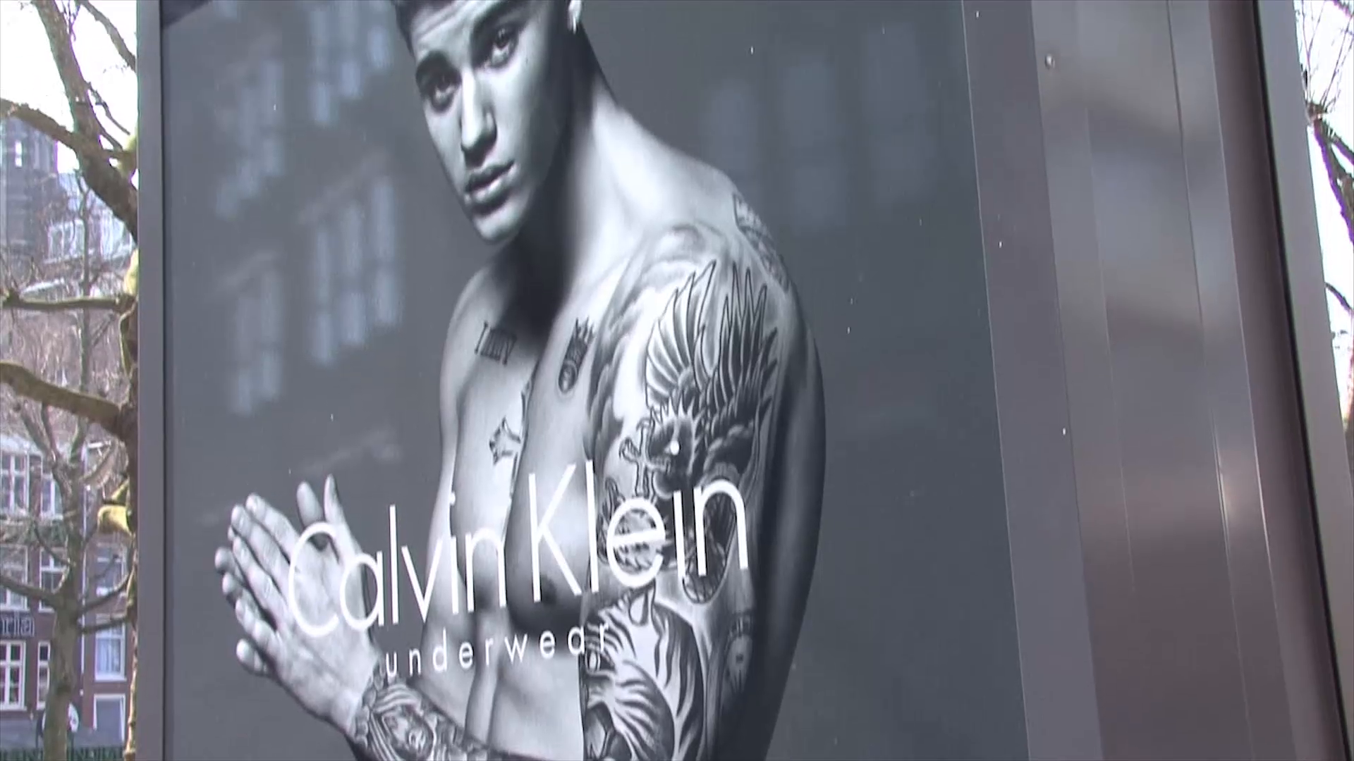 Thumbnail for Justin Bieber Campaign