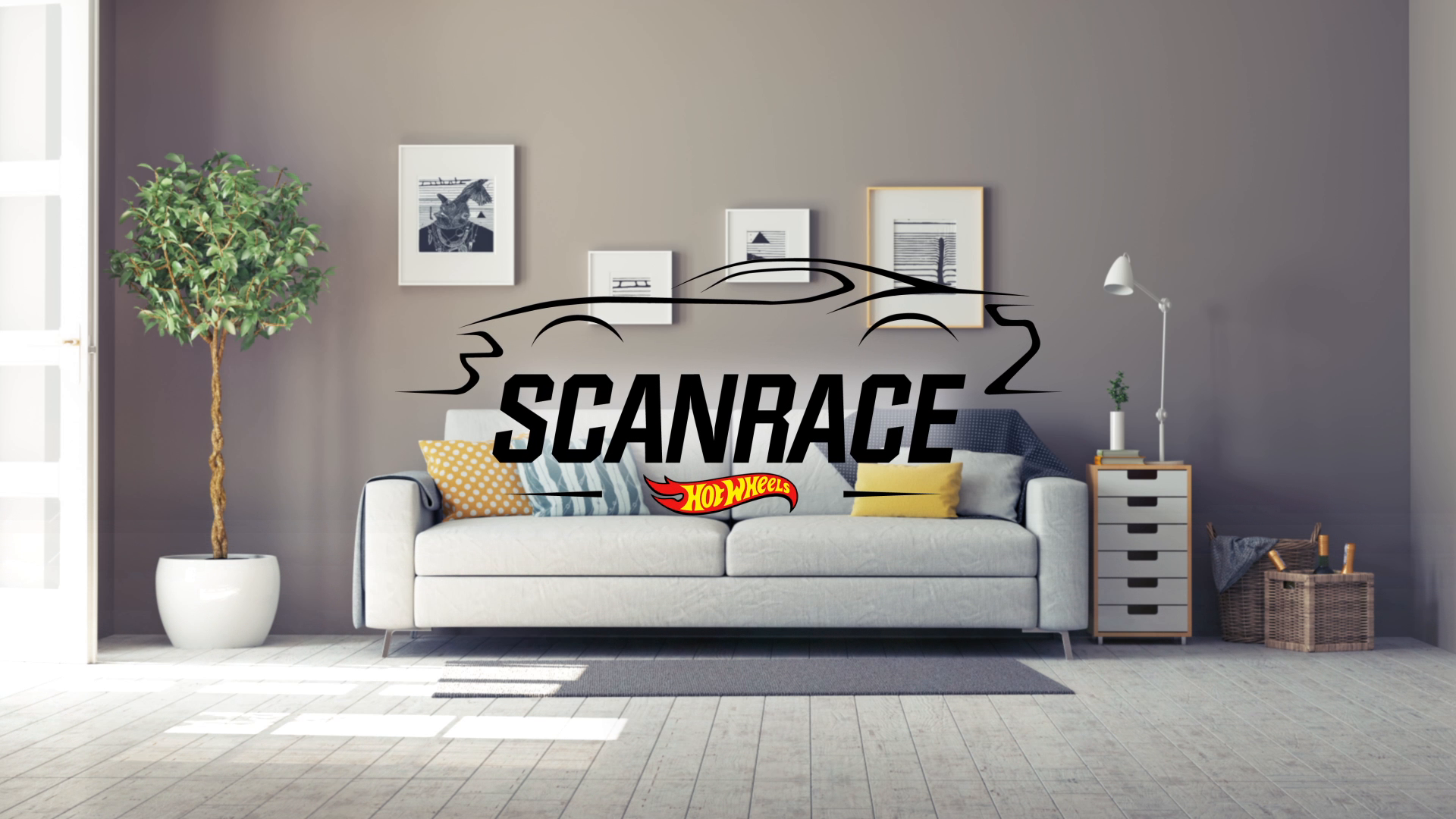 Thumbnail for Hot Wheels ScanRace