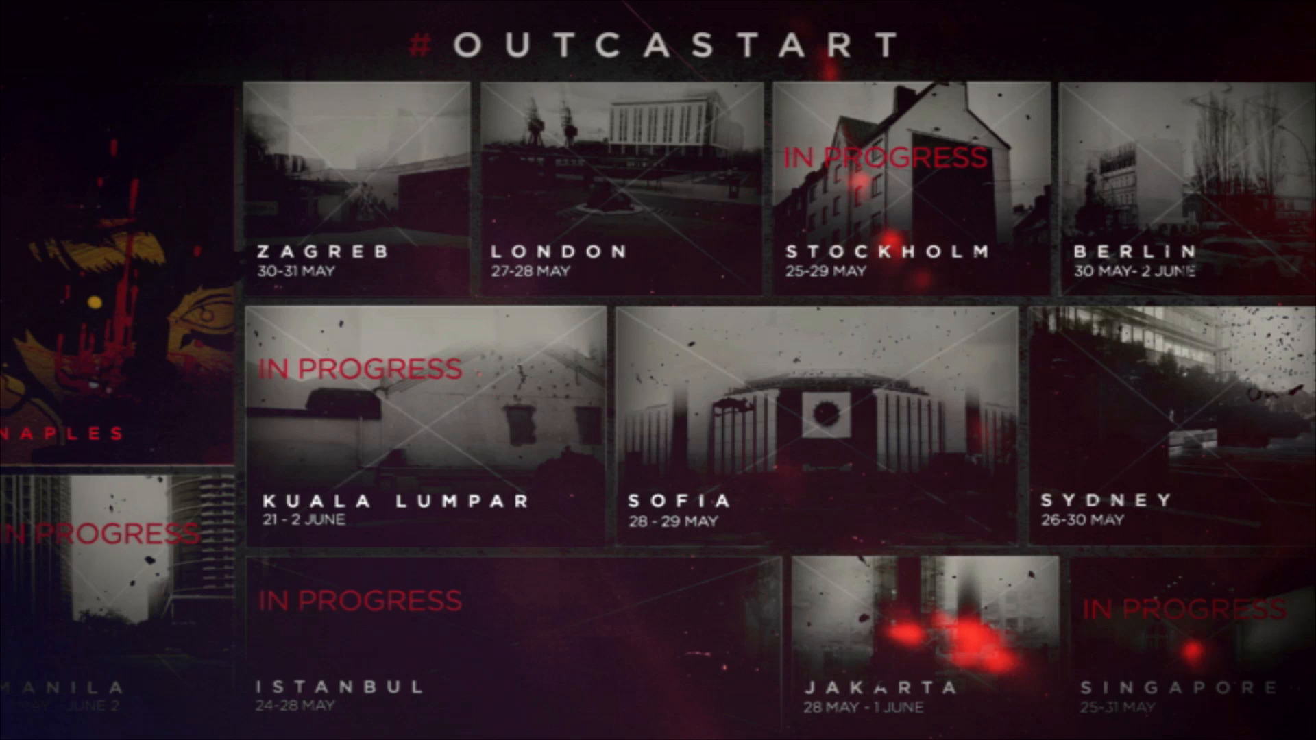 Thumbnail for Outcast Art
